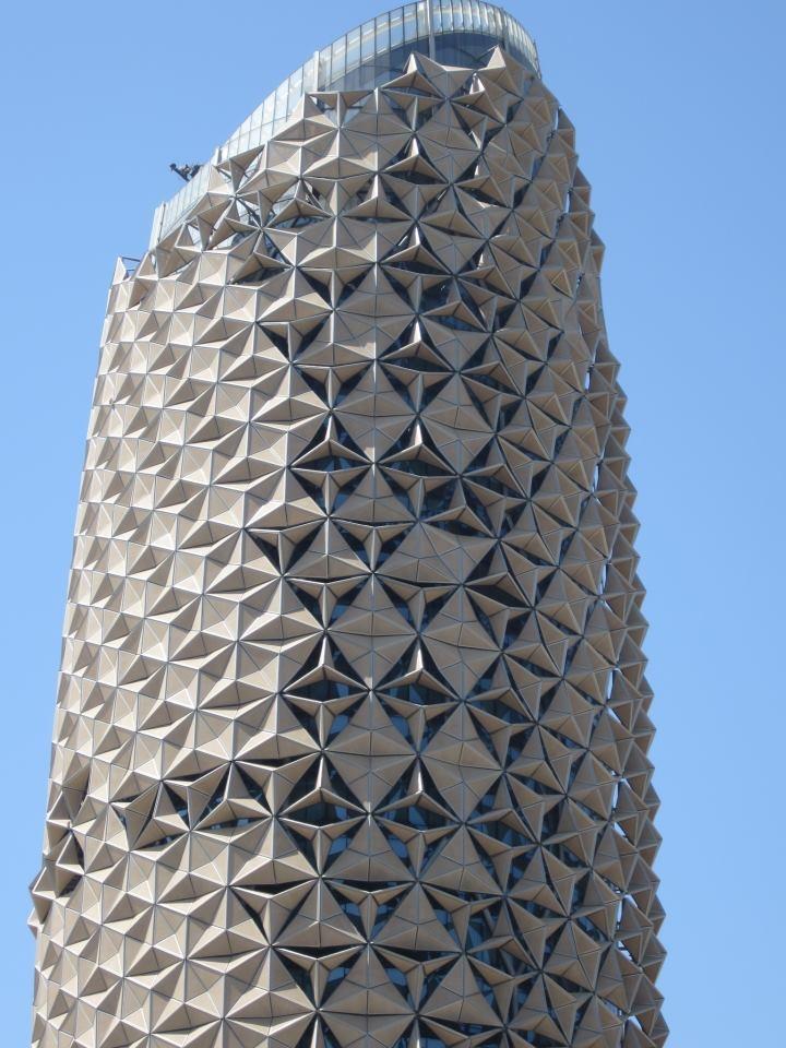 Al Bahr Towers, Abu Dhabi - Aedas R