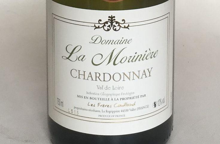 Domaine la Moriniére Chardonnay 2015