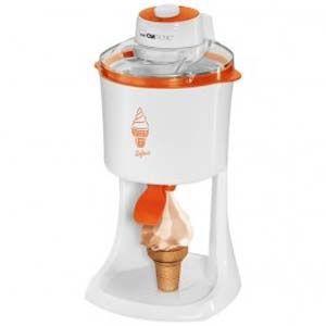 Maquina de helados Heladera Clatronic ICM3594 - Bomann ICM387 - Máquina de helados con diseño divertido y práctico dispensador. Podrá elaborar helado cremoso, riquísimo yogur helado, helados de hielo y sorbetes. Para que nada escape, esta máquina de hacer helados está provista de tapa multifunción con apertura para reposición o añadir ingredientes extras para personalizar su helado. Incluye sugerencias de recetas para crear hasta 1 litro de sabroso helado. Accesorio de mezcla y chasis de…