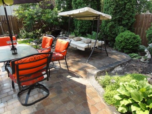 Maintenance Free Garden Ideas saveemail How To Build And Extend Your Patio With Paving Stones