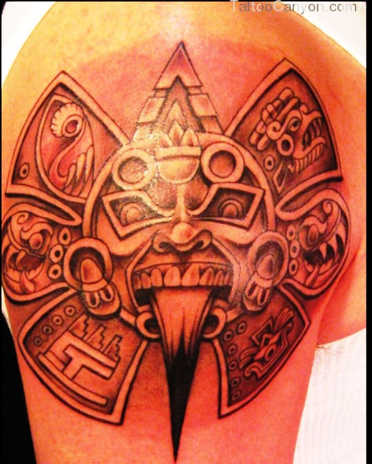 Best 25 Tattoo Maker Ideas On Pinterest: Best 25+ Aztec Tattoo Designs Ideas On Pinterest