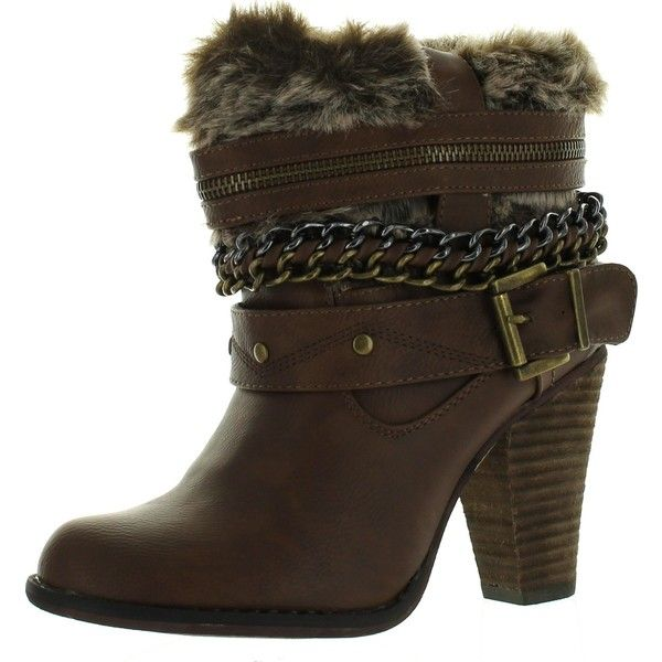 Not Rated Yuma Women's Fashion Boots ($70) ❤ liked on Polyvore featuring shoes, boots, not rated boots and not rated shoes