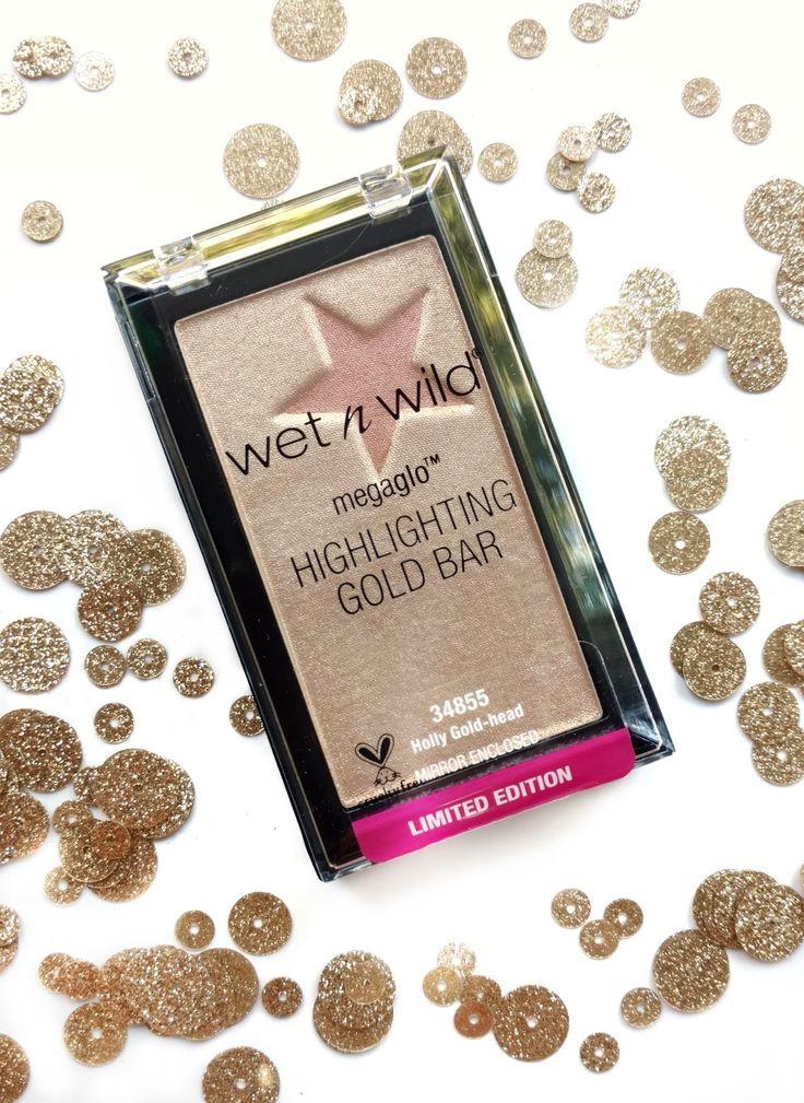 Wet n Wild Gold Bar Highlighter Review