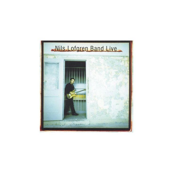 Nils lofgren - Nils lofgren:Live (CD)