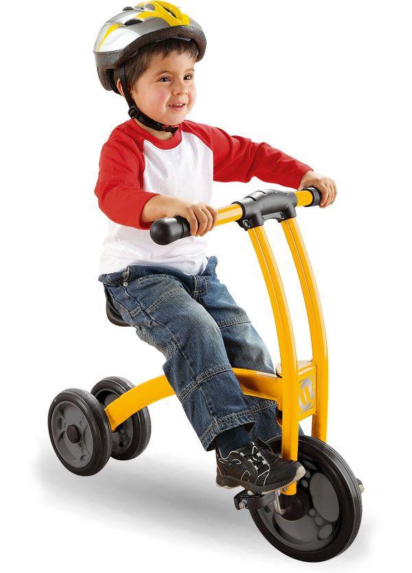 Vélo Zéphyr pour les enfants à partir de 4 ans - Wesco