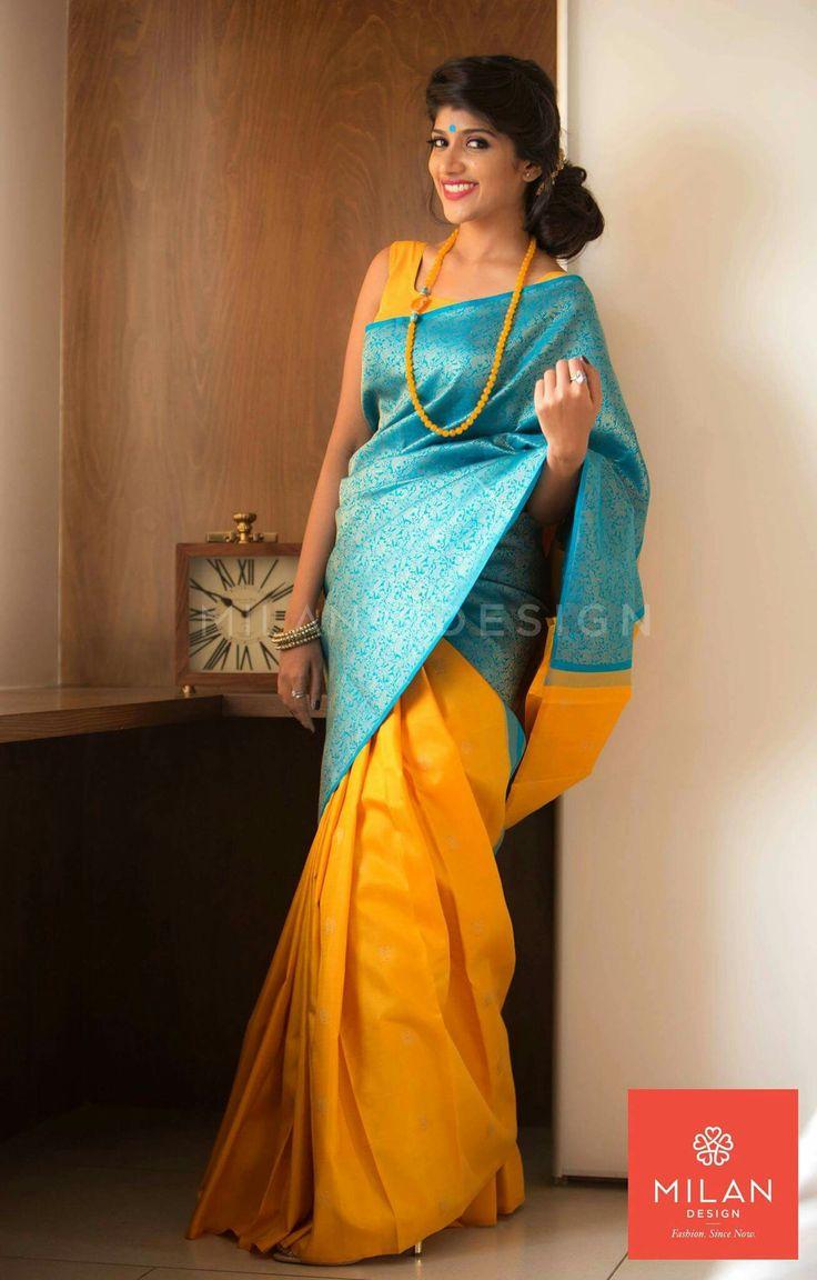 Indian sarees silk sarees sari blouse cotton saree blouse designs designer sarees indian dresses elegant designs kerala
