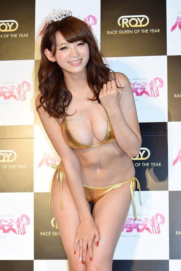 「レースクイーン・オブ・ザ・イヤー14-15」早瀬あや 1/30