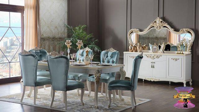 غرف سفره كامله مودرن 2021 Modern Dining Rooms Modern Dining Room Interior Design Modern Dining
