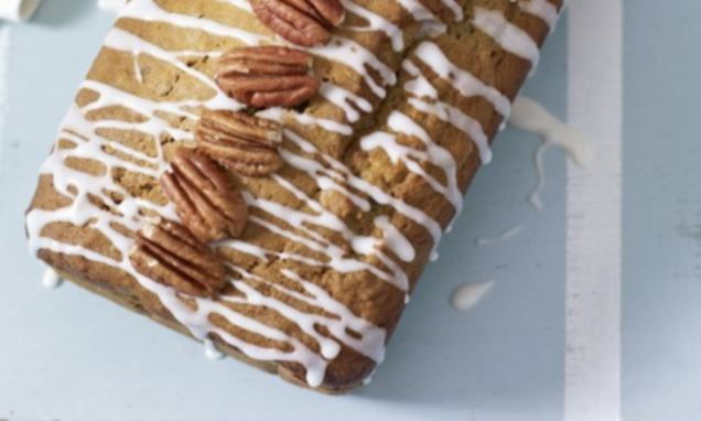 Mary Berry special: Banana loaf with honey icing