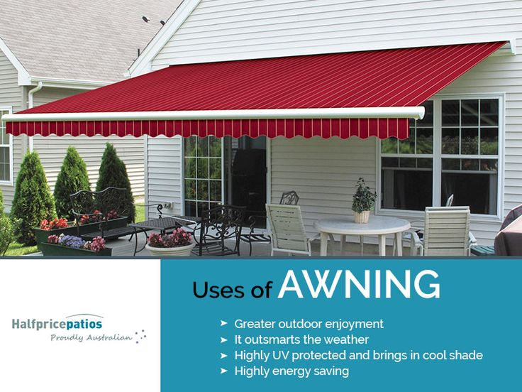 Uses Of Awning   U2022 Greater Outdoor Enjoyment U2022 It Outsmarts The Weather U2022  Highly UV