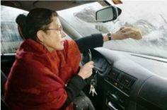 Zseniális trükk, próbáld ki te is, és soha többé nem párásodik be a kocsid ablaka!