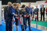 "Opening of the IV International Exhibition and Conference ""BioIndustry - 2014"""