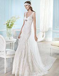 St. Patrick presenta l'abito da sposa Haruka della collezione Fashion 2014.   St. Patrick
