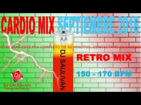 MUSICA PARA CARDIO REMIX PACK- DJSAULIVAN - YouTube