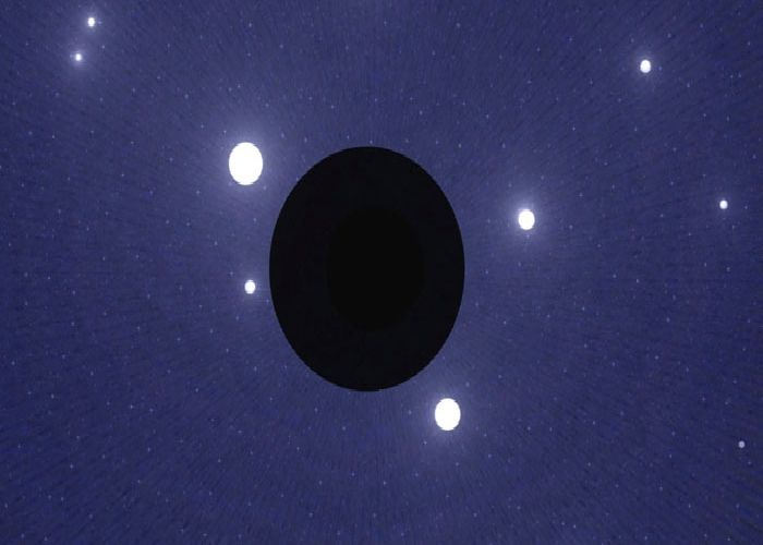 who discovered black holes - photo #44
