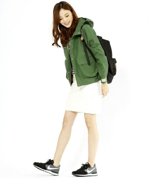 BAYFLOW/【SIERRA DESIGNS(シェラデザインズ)】ショートパーカー(マウンテンパーカー) BAYFLOW Women's(ベイフロウ ウィメンズ)のファッション通販 - ZOZOTOWN