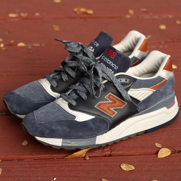 buy online 79700 61b10 ... New Balance NEW BALANCE 998 DISTINCT RETRO SKI (MADE IN USA) ...