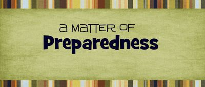 A matter of preparedness: A great video on the blessings of waiting for a temple marriage.