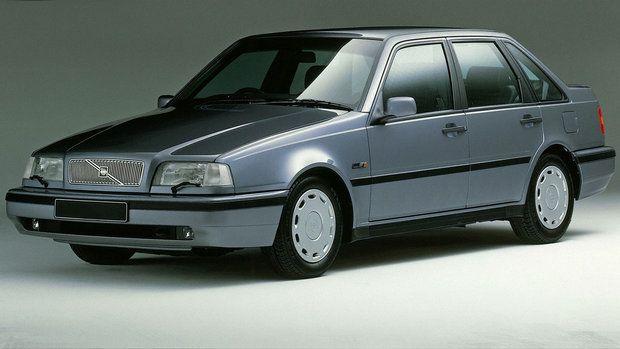Volvo 440 (facelift)