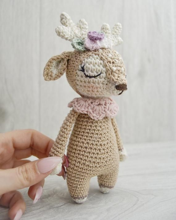 15 CUTE ANIMAL CROCHET TOY PATTERNS - Hello Wonderful | 713x570