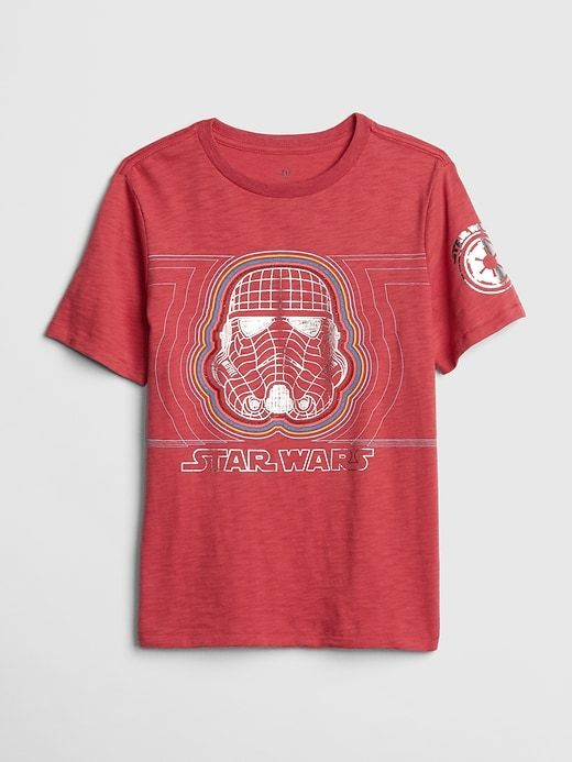1f08c5ea0 GapKids | Star Wars™ Short Sleeve T-Shirt in 2019 | Products ...