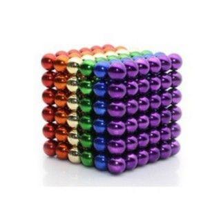 Van onze Magneetballetjes Rainbow wordt iedereen blij. | www.magneetballetjes.nl
