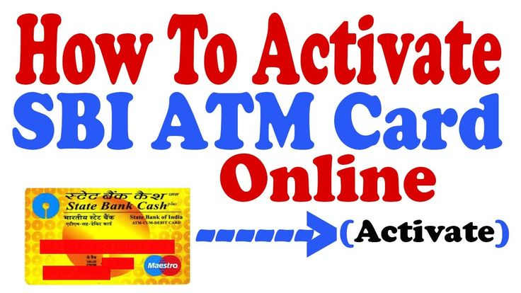 How to activate SBI ATM card online easily | Activate ATM card [Hindi]