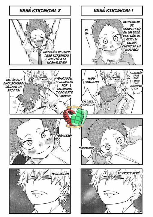 ▫Comics Boku No Hero Academia▫ - #80 | KiriBaku Fam | Boku