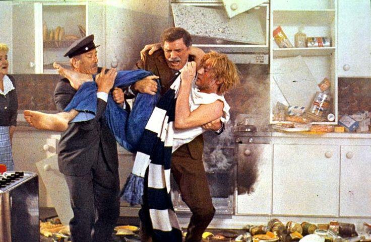 Foto da Gruppo di famiglia in un interno   Guarda tutte le foto e le immagini  del film diretto da Luchino Visconti con Burt Lancaster, Silvana Mangano, Helmut Berger, Claudia Marsani