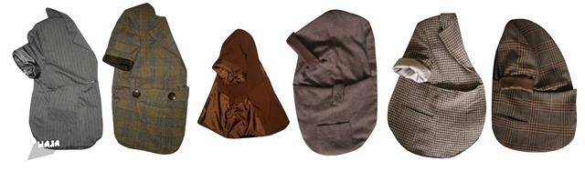 JOANNA SOWULA: jacket bags   torby żakiet