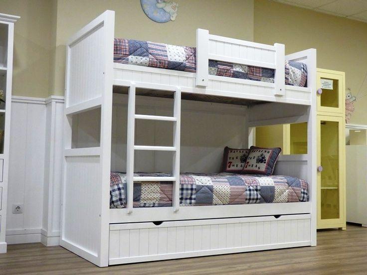 Las 25 mejores ideas sobre escaleras para literas en pinterest y m s literas de cabina camas - Escaleras para literas infantiles ...