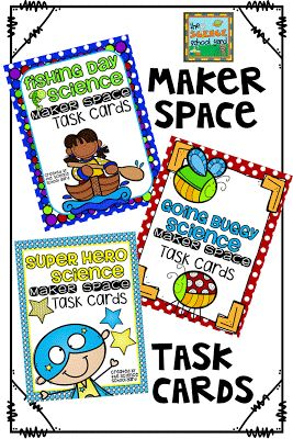 The Science School Yard has a great overview of what Makerspace is and how you can use it in your classrooms!