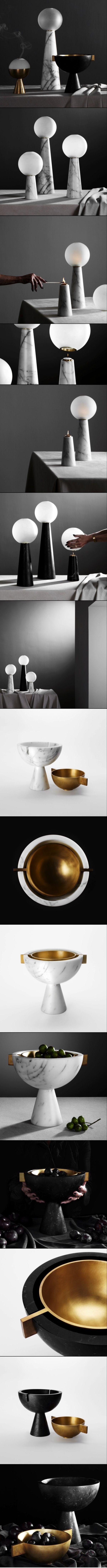 Apparatus Debuts New Italian Marble Objects - Design Milk