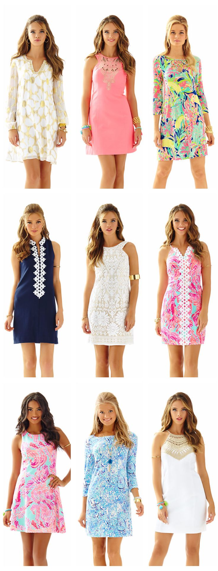 Lilly Pulitzer, go ahead and take all of my money! I want every single piece from the new collection!