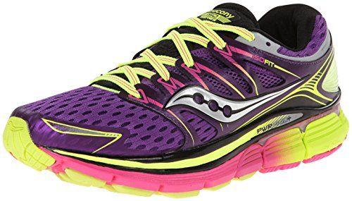 Saucony Women's Triumph ISO Running Shoe, Purple/Citron/Pink, 7 M US Saucony http://www.amazon.com/dp/B00KPU2P76/ref=cm_sw_r_pi_dp_gs47wb062RBE6