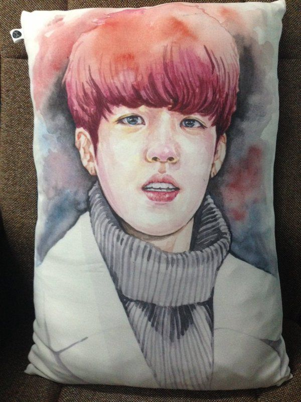 Pillow Case..  thanks to #inspiritTH