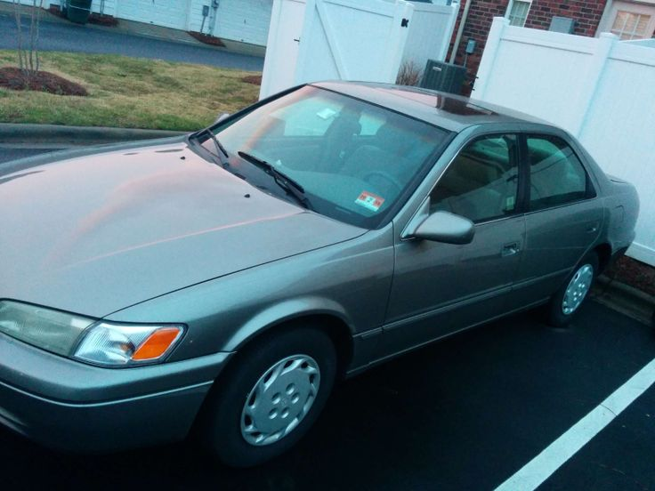 Used 1997 Toyota Camry  for Sale ($4,000) at Charlotte,NC