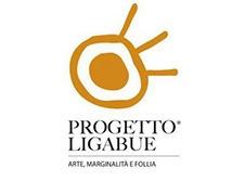 Logo Progetto Ligabue, progetto teatrale ideato dal noto attore, regista e drammaturgo Mario Perrotta e dedicato al grande pittore Antonio Ligabue.