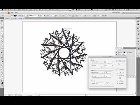 Adobe Illustrator Trick