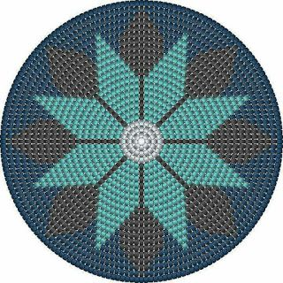 oanacrochet: Tapestry Crochet  - free pattern