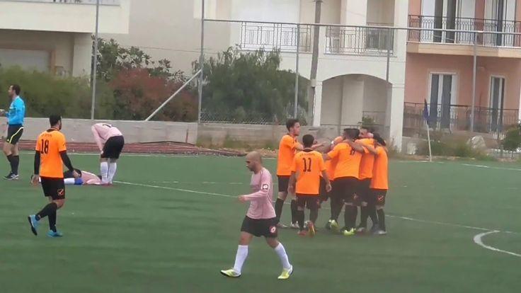 Τα 4 γκολ απο Giannis Gkavasiadis στο αγωνα Α.Π.Ο ΝΙΚΗΦΟΡΟΣ - ΑΟ ΚΟΥΒΑΡΑ