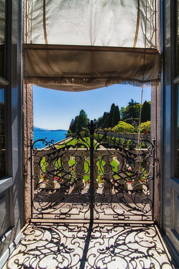 Palazzo Borromeo - Isola Bella, Lago Maggiore, Italy