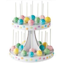 pastel pops cake pops: Easter Cakes, Pastel Pop, Cakes Pop Stands, Cakes Pop Display, Carrots Cakes, Display Stands, Cakes Pop Recipes, Easter Ideas, Cakes Ball