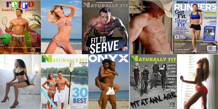 Naturally Fit - Leading Amogst Fitness Modeling Agencies