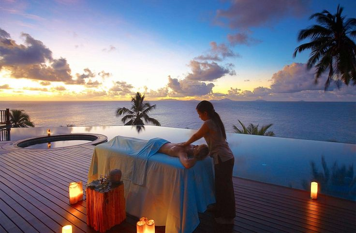 Fregate Island Private Spa
