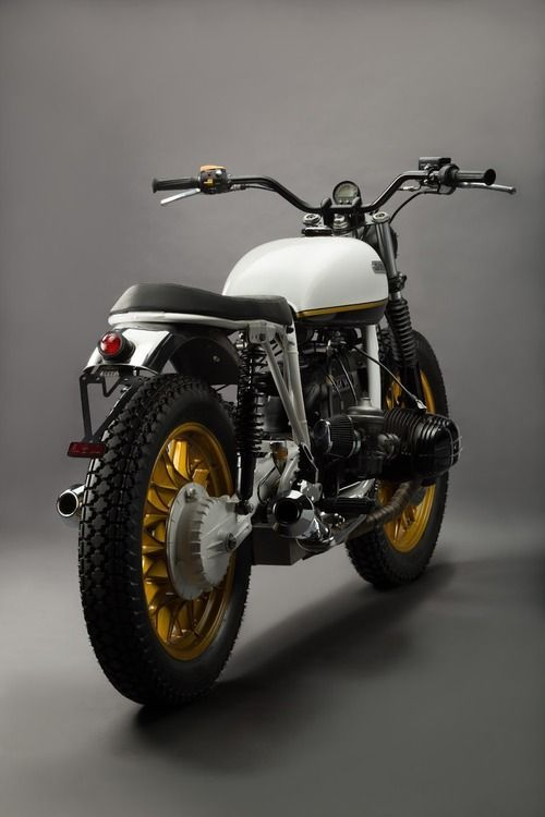 Let's return to motorcycles that don't weight 800 lbs, and look like they're on steroids.  4h10