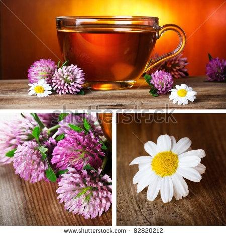 herbal tea ( via www.ich-freu-mich-auf-dich.de)