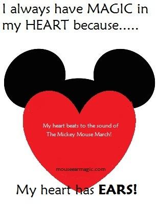 ;: Disney Quotes, 309400 Pixel, Mickey Ears, Disney 3, Disney Obsession, Disney Love, Disney Parks, Disney Heart, Heart Ears
