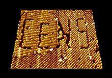 Scanning tunneling microscope - Wikipedia, the free encyclopedia