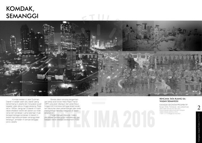 HOPE 2/10 , an architecture project made by Kanigara Ubaszti Putra Arsitektur 2012, Universitas Indonesia